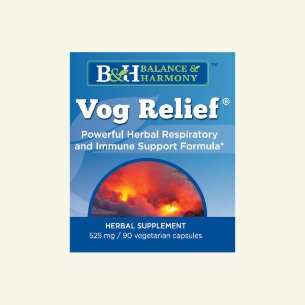 Vog relief